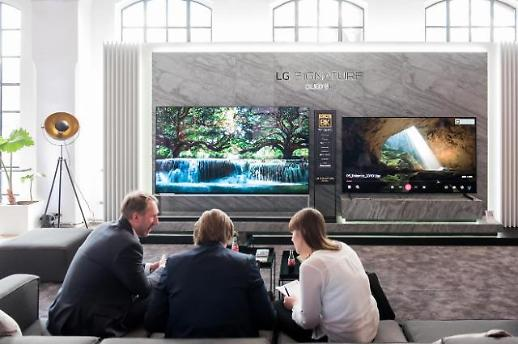 LG 올레드 TV, 유럽 7개국 소비자매체 성능평가 1위