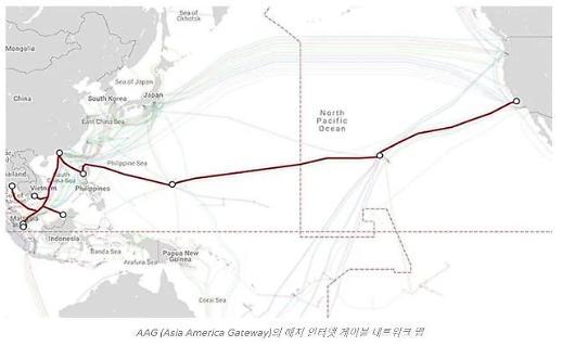 베트남 인터넷 유독 잘안되는 이유는?...해저케이블 손상 원인