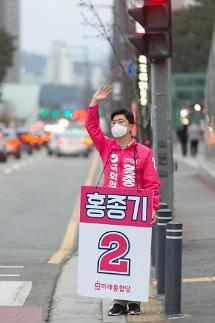 [격전지! 밭을 보자] '친문이냐, 삼성이냐' 경기 수원정…與박광온 vs 野홍종기