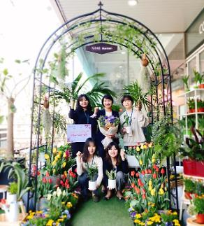 박미경 한국여성벤처협회 회장, 화훼농가 돕기 릴레이 캠페인 동참