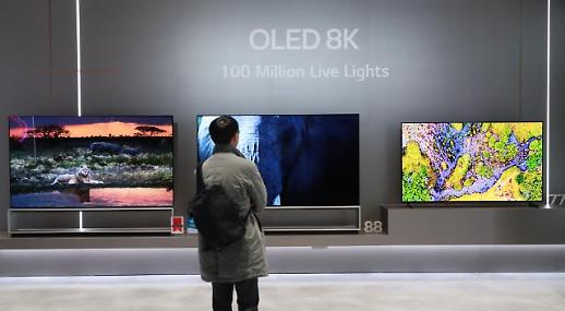 [QLED vs OLED] 4대19…몸집 불리는 OLED 진영