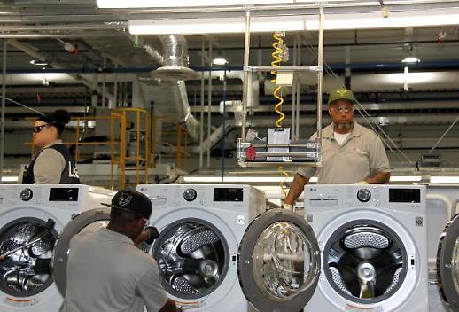 LG전자 브라질 TV 공장 셧다운…미국 세탁기 공장도 가동중단 연장