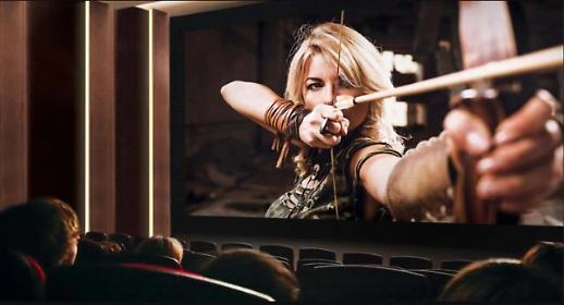 [단독] 사라지는 영화관 은막… LG전자도 극장용 디지털 스크린 만든다