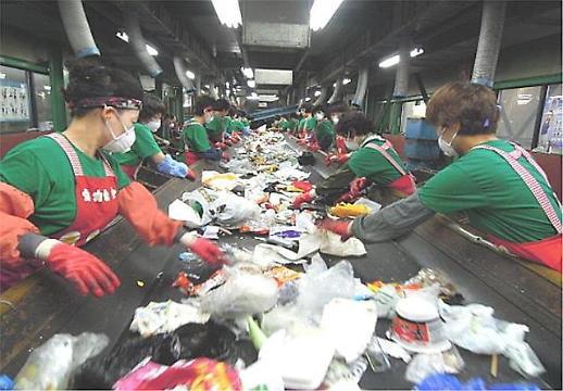 홍정기 환경부 차관 폐플라스틱 재활용 전 단계 모니터링 강화