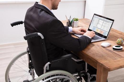 대기업 장애인 고용 3년째 정체…의무고용 제도 갈길 멀다
