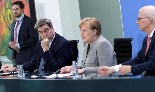 [코로나19] 독일 연쇄 폐업 막아라 추가지원 검토