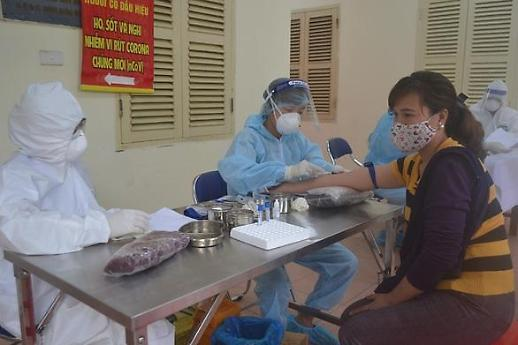 베트남, 코로나 2차방어 성공?...대규모 검사에도 확진자 0명