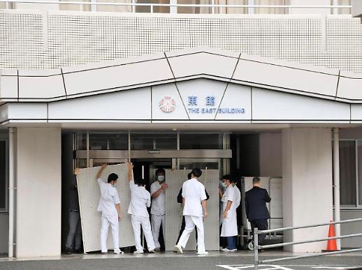 의료진이 일주일에 마스크 1장…일본 의료현장 아비규환