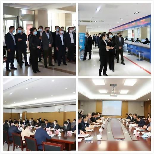 옌타이시 투자촉진센터 산업단지 좌담회 개최 [중국 옌타이를 알다(457)]
