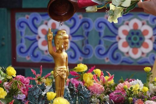 [광화문갤러리] 형형색색, 부처님오신날 화려하게 수놓은 연등