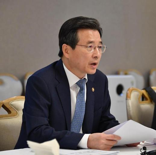 김용범 기재차관 수출 급감 기업 부담 가중 우려… 경제 중대본서 모니터링
