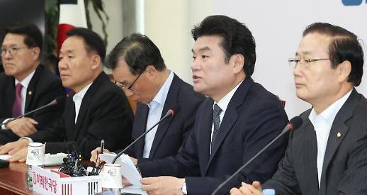 원유철 홍준표 등 무소속 당선자 우회복당…논의한 바 없다