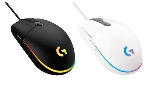 로지텍, 게이밍 마우스 G102 2세대 라이트싱크 출시