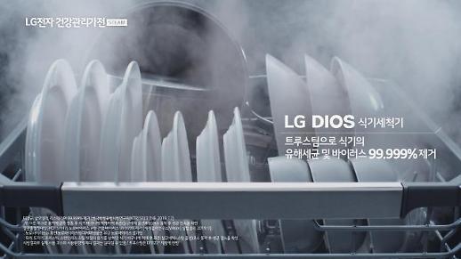 LG전자, 스팀 특허만 1000건…프리미엄 생활가전 공략