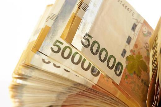 1분기 재정적자 55조3000억원으로 확대… 역대 최대