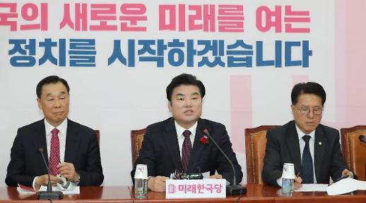원유철 국민의당과 공동교섭? 정식 제안 없었다