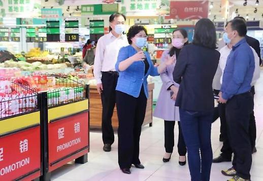 천신쯔 주임, 옌타이시 쇼핑몰 현장 안전점검 [중국 옌타이를 알다(460)]