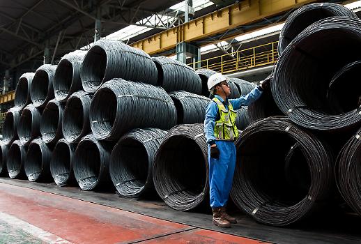 철강업계, 성윤모 장관 만나 기간산업안정기금 지원 대상 포함해달라