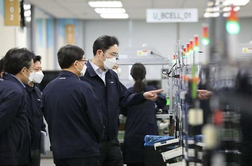 이재용 부회장, 코로나 이후 첫 출장지는 中 반도체 공장...글로벌 현장경영 재개