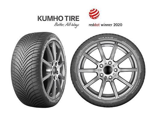 금호타이어, 사계절용 타이어 솔루스 HA32 출시…유럽 시장 공략 박차