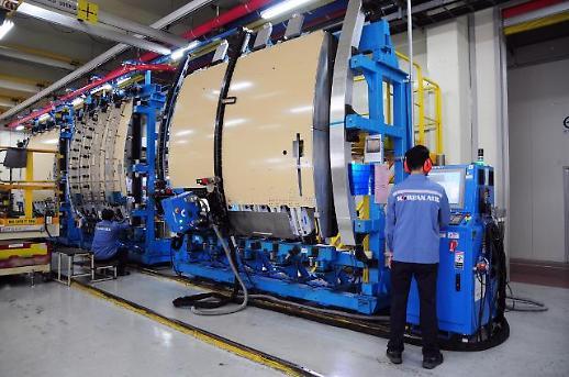 대한항공, 에어버스 헬리콥터스와 A350 카고도어 400대 납품계약 체결