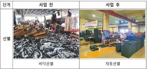 수산물 유통단계 위생안전 사업장에 영광·서천 수협 2곳 선정