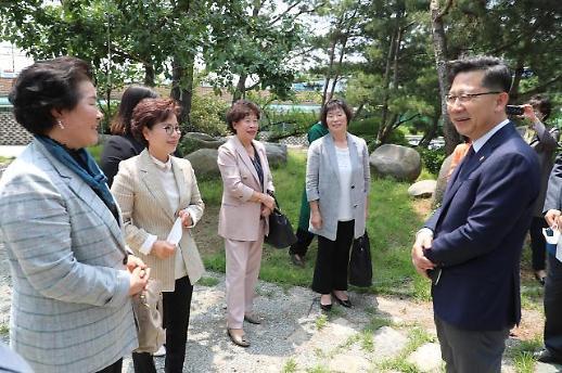 김현수 농식품부 장관 여성 농업인 역할 더 중요해져