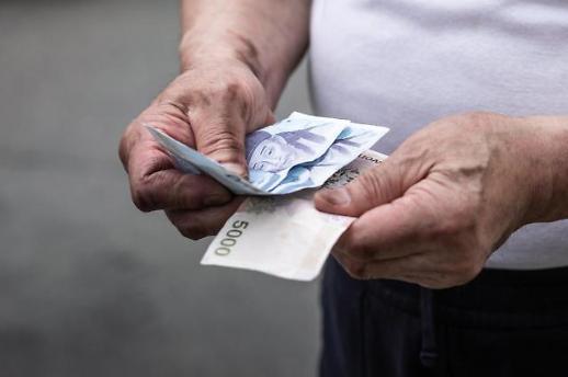 코로나19로 하위 10% 저소득층 가계 충격 가장 컸다