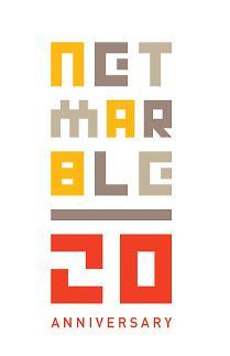 넷마블, 창립 20주년 엠블럼 공개... 사회공헌활동 강화