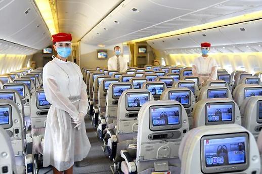[코로나19] 중동 최대 에미레이트항공...조종사 대량 해고