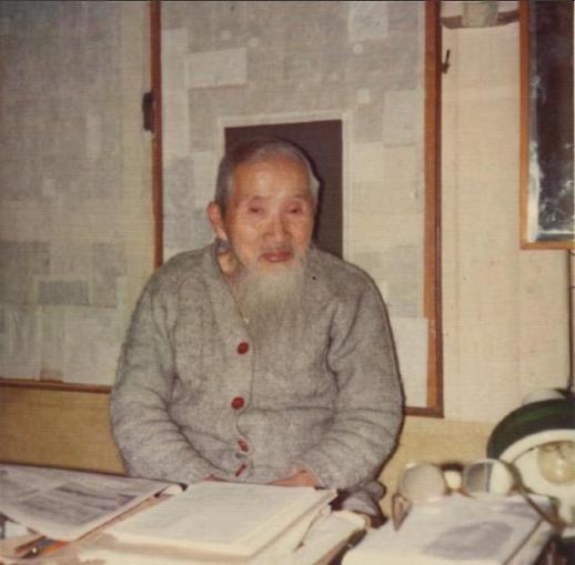 [얼나의 성자 다석 류영모(49)]  마땅히 일본도 항복할 것 류영모 풍자시조