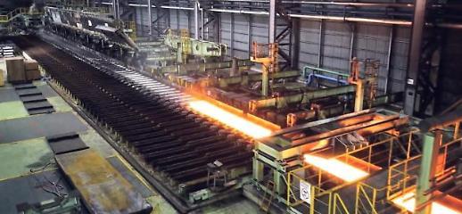 현대제철, 15년 만에 전기로 열연공장 가동 중단