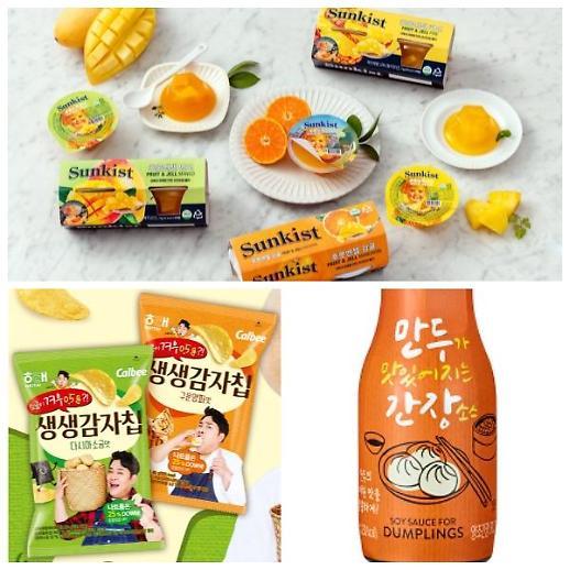 나트륨·당·지방 줄여라…식품업계 '3低' 제품 열풍