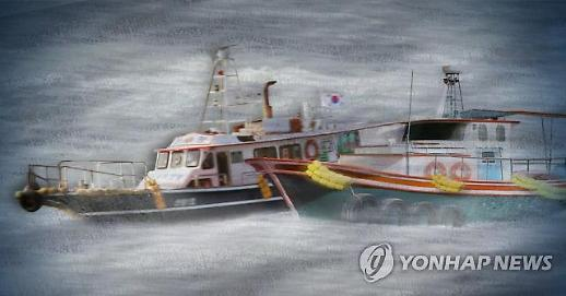 선원 1명 부상 부산 오륙도 동쪽 바다서 어선끼리 충돌 [사사건건]
