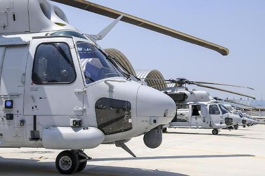 추락사고 2년만에... 해병대 상륙기동헬기 마린온 작전 투입