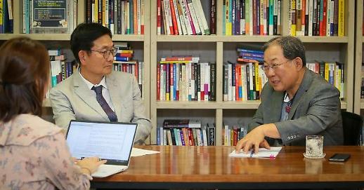 [인터뷰]박병원 이사장 규제 계속되면 한국형 아마존, 알리바바 나올 수 없어