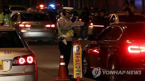 벌금 1600만원 음주측정 거부, 경찰에 물뿌린 40대 운전자 벌금형 [사사건건]