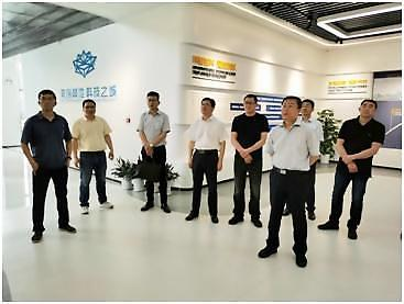 옌타이 고신구, 항저우 과학기술단기 시찰 [중국 옌타이를 알다(474)]
