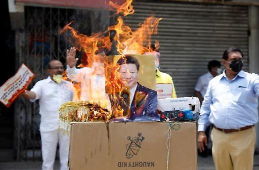 아시아의 용 중국과 코끼리 인도 ..위기의 프레너미(적이자 동지)