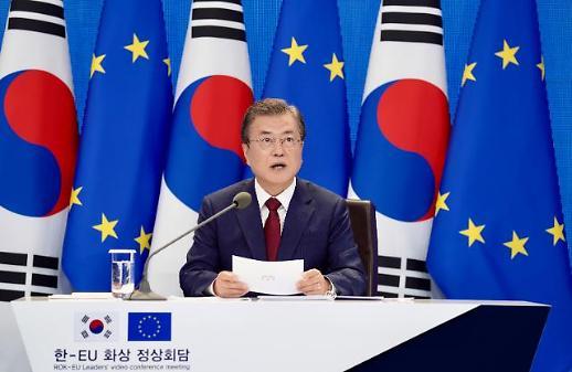文 대통령, '콘크리트 지지율' 50% 깨졌다…'인국공'·'靑참모 다주택자' 영향