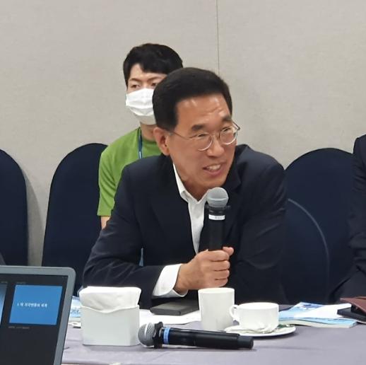 김주영, '한국가스공사 민영화 차단' 법안 대표발의