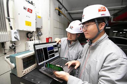 정부의 한국판 뉴딜 추진, KT가 ICT 기술로 뒷받침