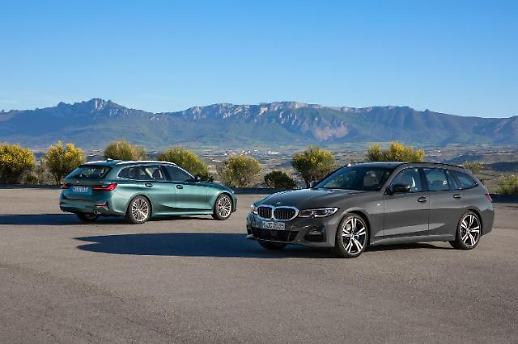 BMW 코리아, 뉴 3시리즈 투어링 공식 출시…5590만원부터