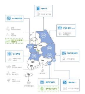 울산 게놈서비스, 대구 이동식 로봇…규제자유특구 7개 신규 지정