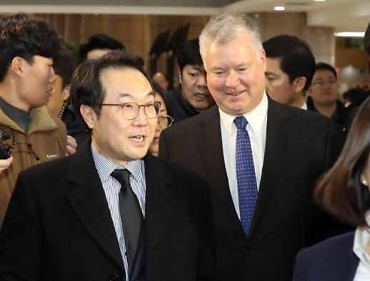 美 국무부 비건 대북특별대표, 7∼10일 한일 방문…북한 FFVD 논의