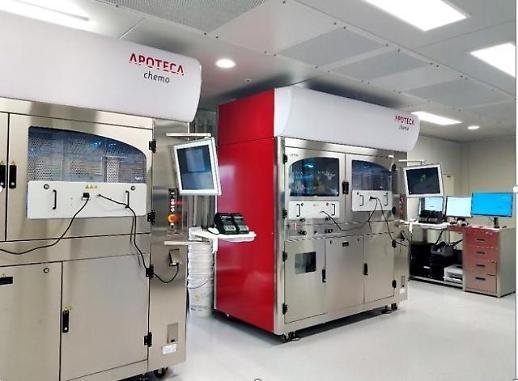 분당서울대병원, 정확성‧안전성 높인 '항암제 조제로봇' 도입