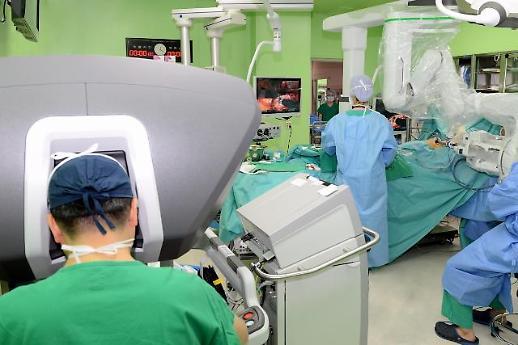 세브란스병원, 세계 최초로 '다빈치 SP 로봇수술' 1000건 달성