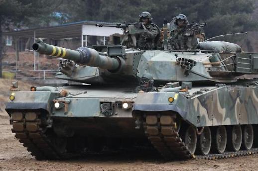 육군 K1A2 전차 화재 사건 부상자들 상태 안정적