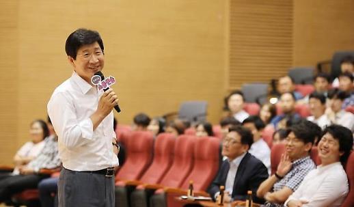 삼성 CEO 중 처음으로 노조 만난 이동훈 사장, 새로운 룰 만들자