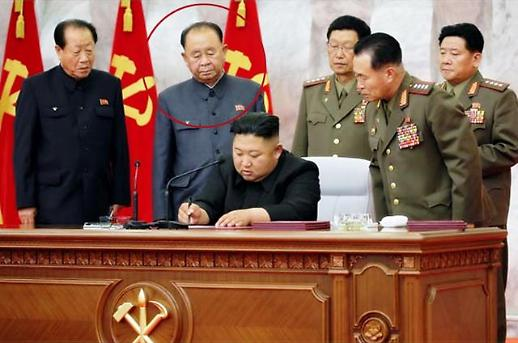 [WHO] 한·미 '대화' 강조 속 '전략무기 개발' 리병철 北 서열 5위로